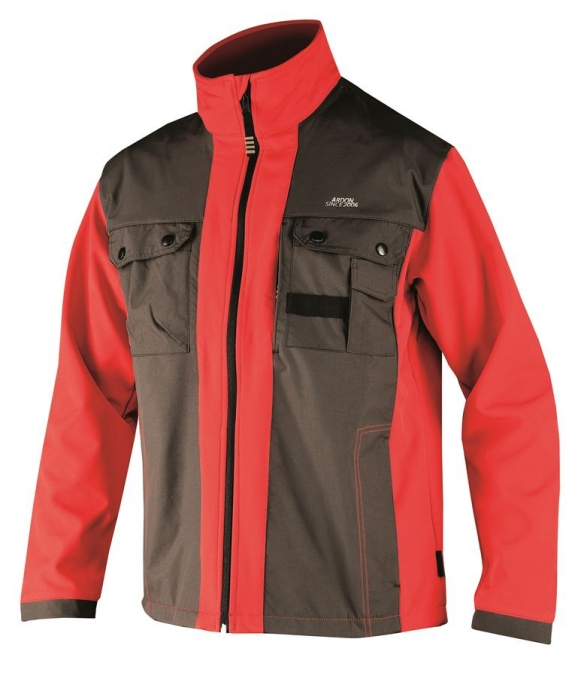 Jacheta softshell BRICE - WR 8000mm 0