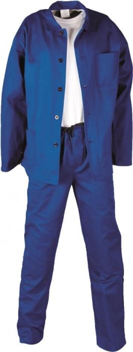 Costum salopeta clasica KLASIK - pantaloni talie 0
