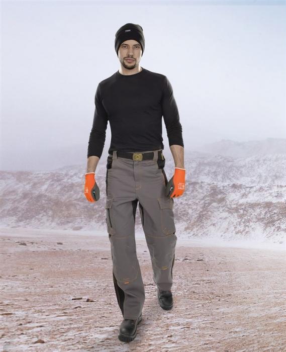 Pantaloni vatuiti de iarna VISION 3