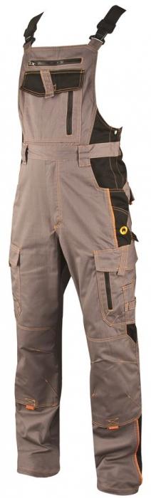 Pantaloni cu pieptar vatuiti de iarna VISION 0