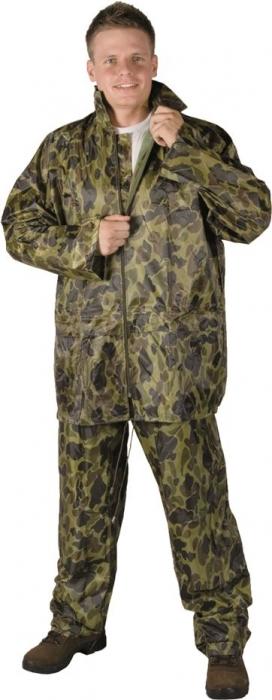 Costum impermeabil CLEO - camuflaj 0