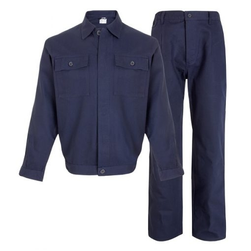 BENI  | costum salopeta clasica din bumbac 0