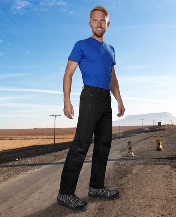 Pantaloni trekking softshell iarna PHANTOM - WR 8000mm 1