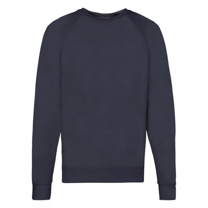 RAGLAN SWEAT   bluza clasica flausata de iarna 0