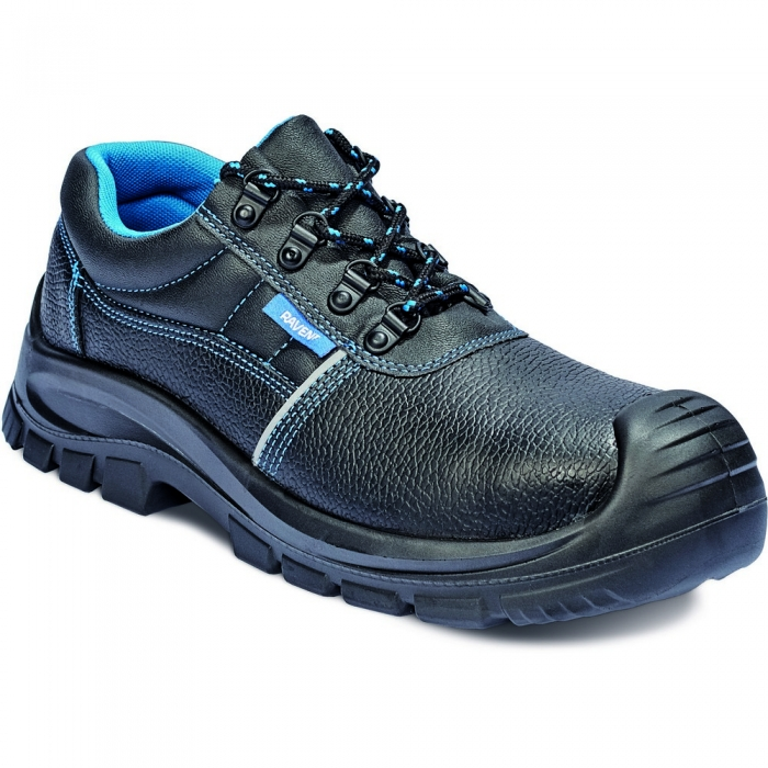 RAVEN XT  S1P | pantofi de protectie cu bombeu metalic si lamela 1