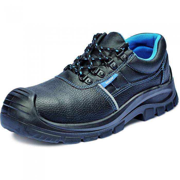 RAVEN XT  S1P | pantofi de protectie cu bombeu metalic si lamela 0